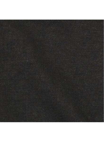 kinder thermobroek zwart zwart - 1000001508 - HEMA