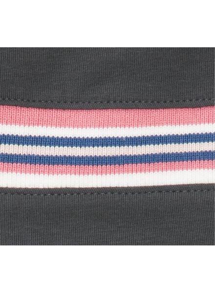 kinder t-shirt donkerblauw 122/128 - 30872439 - HEMA