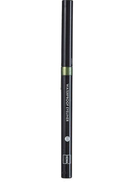 eyeliner waterproof - 11211005 - HEMA
