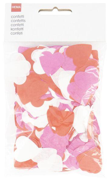 confetti hartjes - 14280135 - HEMA
