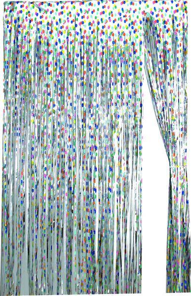 glittergordijn - 200 x 200 - 14230227 - HEMA