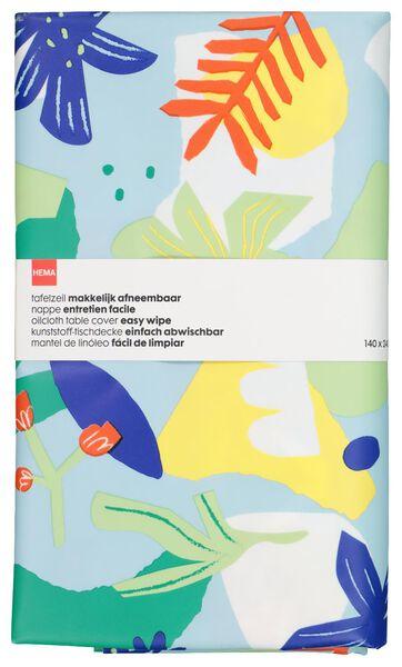 tafelzeil - 140 x 240 - polyester - tropisch - 5390003 - HEMA