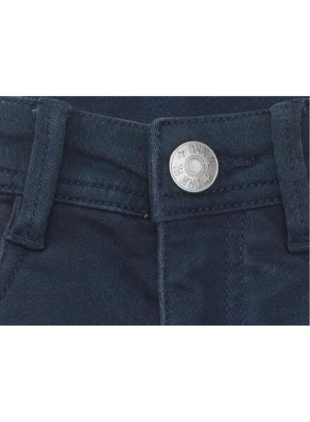 kinderbroek donkerblauw donkerblauw - 1000008260 - HEMA