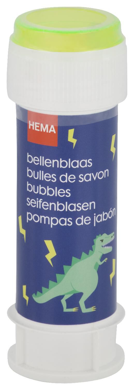 HEMA Bellenblaas Dino 60ml