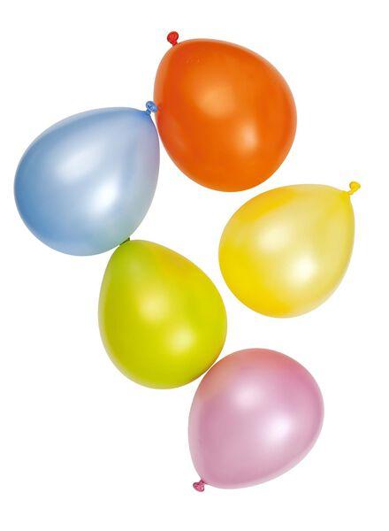 10-pak ballonnen parelmoer - 14263033 - HEMA