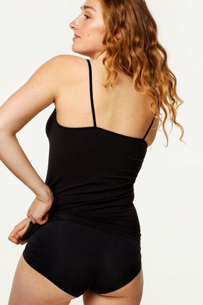 dameshemd zwart zwart - 1000002266 - HEMA