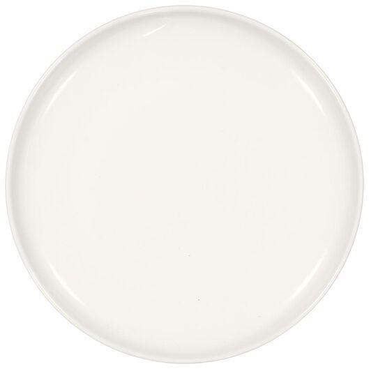 dinerbord - 26 cm - Rome - new bone - wit - 9602042 - HEMA