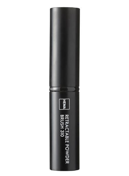 retractable powder brush - 11201310 - HEMA