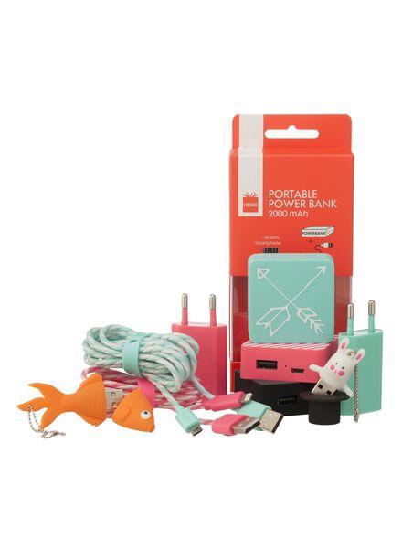 power bank 2000 mAh - 60300289 - HEMA