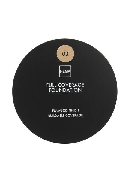 full coverage foundation 03 - 11291303 - HEMA