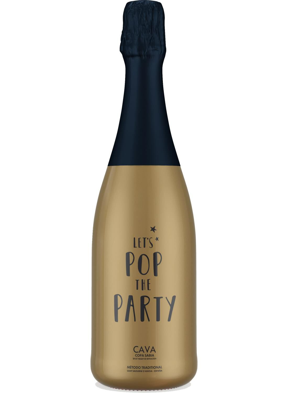 HEMA Copa Sabia Cava Goud Limited Edtion - 0,75 L kopen