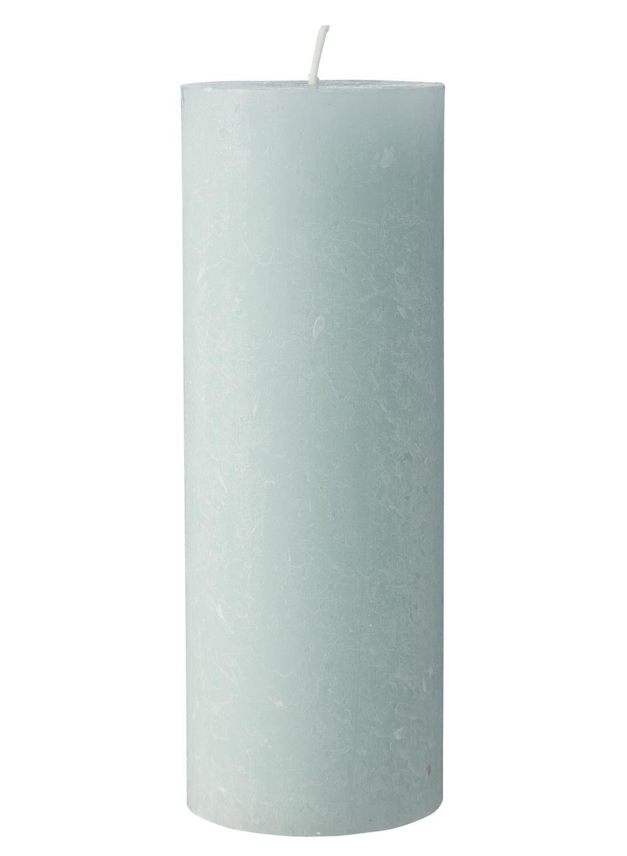 HEMA Rustieke Kaars - 19 X 7 Cm - Lichtgroen (vert clair)
