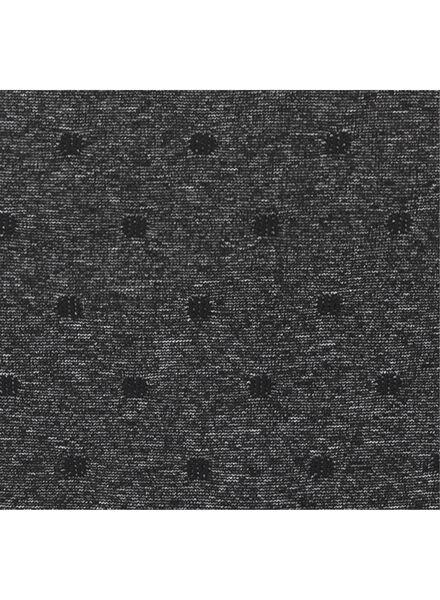 damesstring naadloos micro grijsmelange grijsmelange - 1000015724 - HEMA