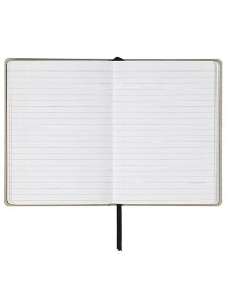 notitieboek 17.8x13.1 - gelinieerd - 14122268 - HEMA