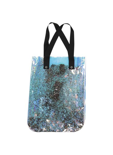 shopper glitters - 44 x 34 cm - 60500502 - HEMA