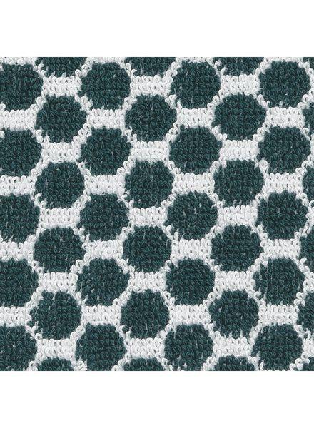 washand - zware kwaliteit - groen stip - 5210028 - HEMA