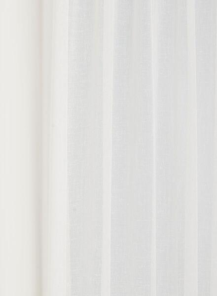 gordijnstof voile emmen - 7127037 - HEMA