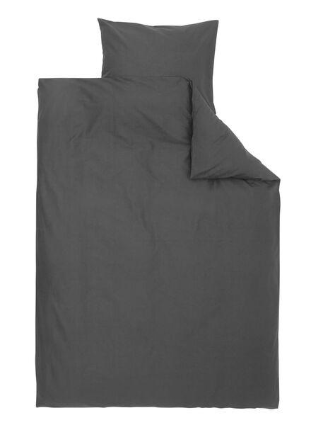 soft cotton dekbedovertrekset 140 x 200/220 cm - 5700171 - HEMA