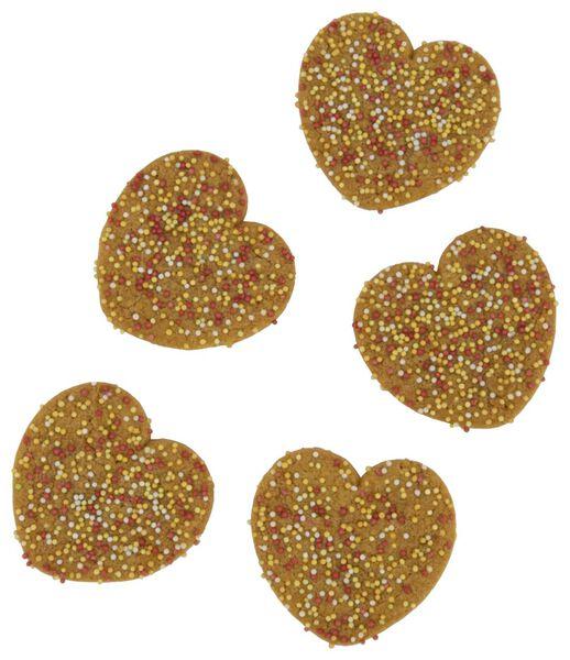 koekhartjes met discodip 185 gram - 10910035 - HEMA