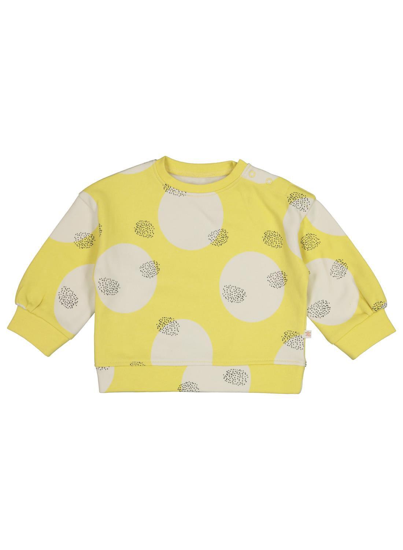 HEMA Babysweater Geel (geel)