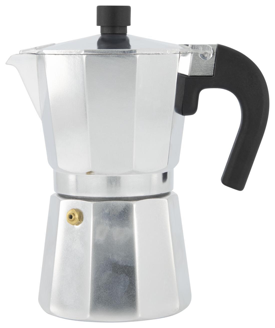 HEMA Espresso Koffiepot Voor 6 Kopjes