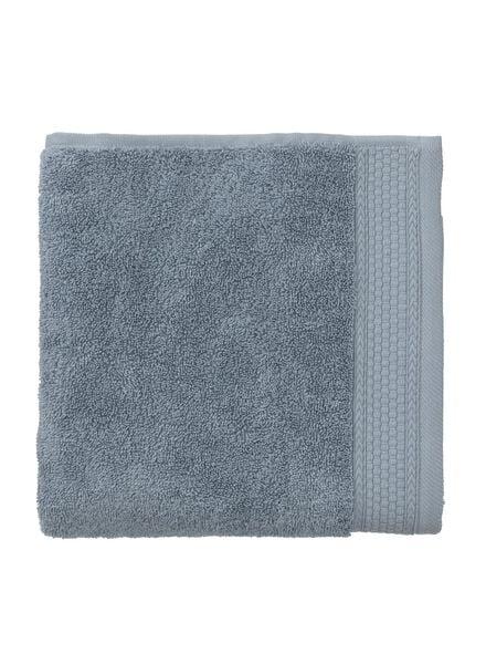 handdoeken - hotelkwaliteit ijsblauw ijsblauw - 1000015676 - HEMA