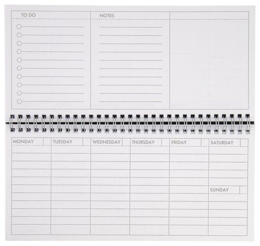 deskplanner - 14161263 - HEMA