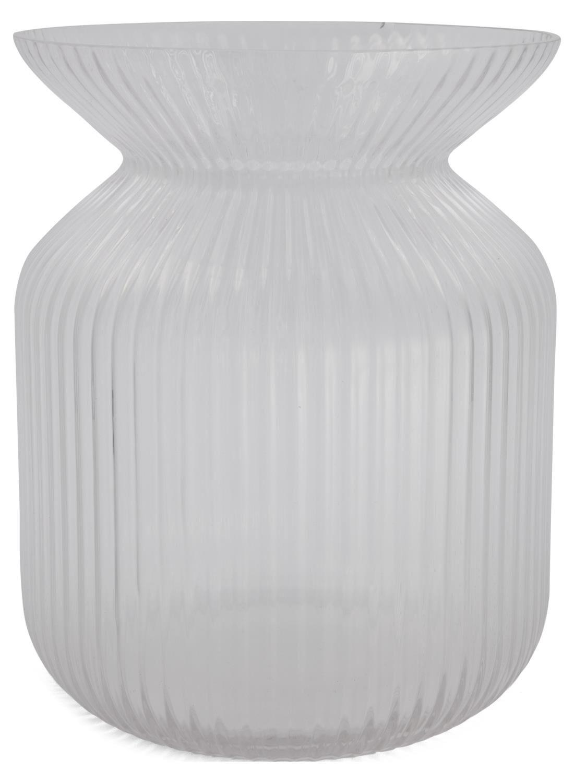 HEMA Vaas 26.5 Cm – Glas (bruin)