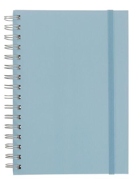 notitieboek A5 gelinieerd - 14160134 - HEMA