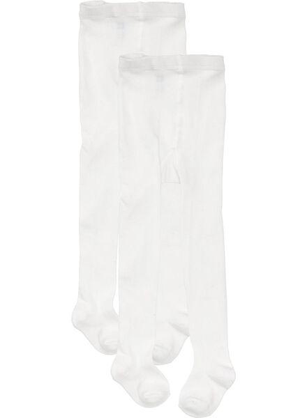 2-pak baby maillots gebroken wit gebroken wit - 1000009823 - HEMA