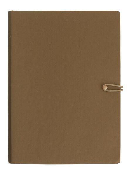 notitieboekje A5 - 14100537 - HEMA