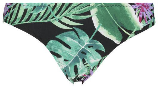 dames bikinislip zwart - 1000017909 - HEMA