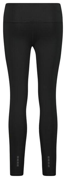 dames hardlooplegging zwart zwart - 1000024240 - HEMA