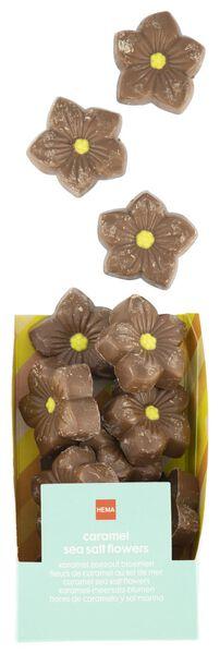 karamel zeezout bloemen - 10320030 - HEMA