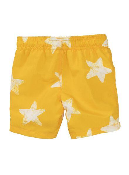baby zwemshort geel geel - 1000012376 - HEMA