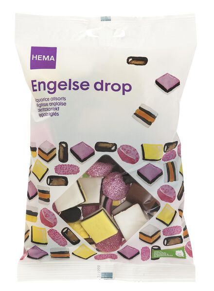 Engelse drop - 10220042 - HEMA