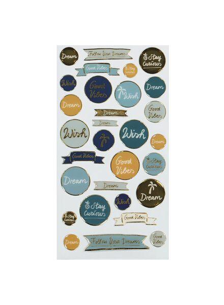 stickers - 14501216 - HEMA