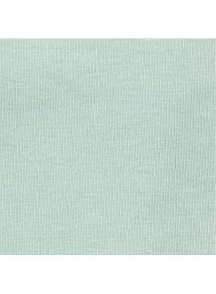baby t-shirt bamboe mintgroen mintgroen - 1000013206 - HEMA