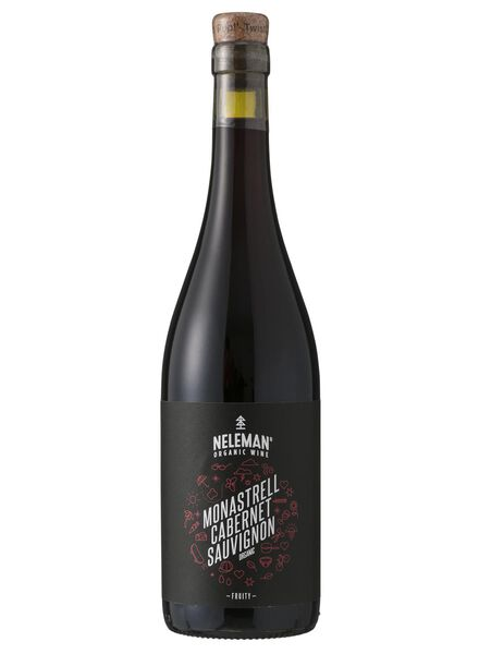 neleman monastrell cabernet sauvignon - 17370111 - HEMA