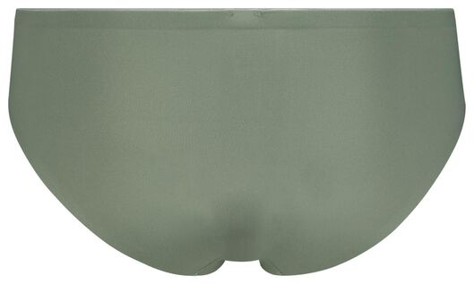 dameshipster second skin micro groen groen - 1000018632 - HEMA