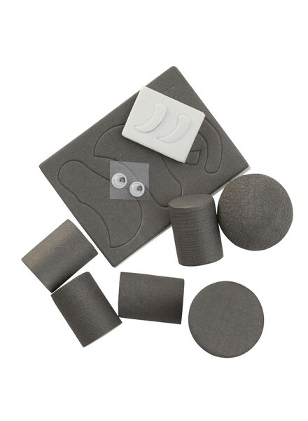foam puzzel olifant - 15990104 - HEMA