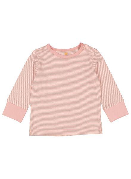 2-pak baby pyjama's lichtgroen lichtgroen - 1000014712 - HEMA