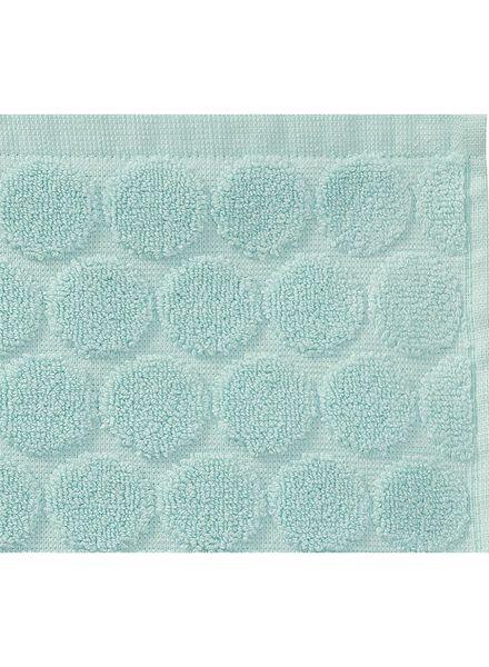 baddoek zware kwaliteit 70 x 140 - mint - 5240175 - HEMA