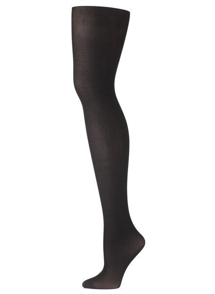 figuurcorrigerende panty 40 denier zwart - 1000001267 - HEMA