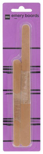 nagelvijlen karton - 2x5 stuks - 11912014 - HEMA