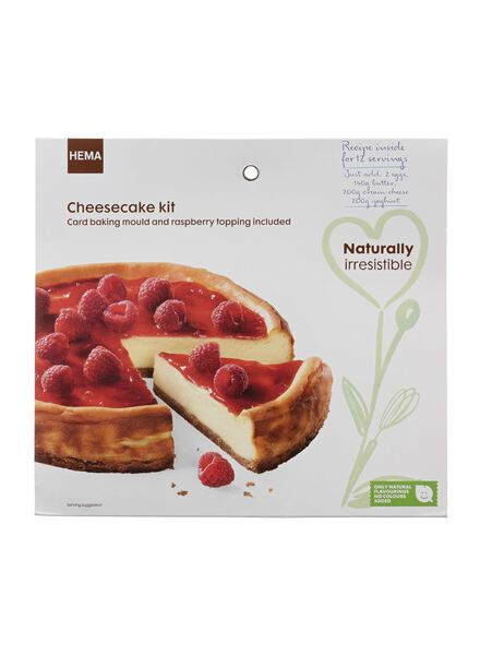 bakmix voor cheesecake - 10270051 - HEMA