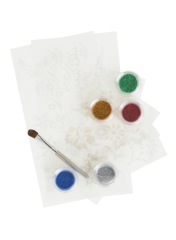 HEMA Glitter Tatoeages