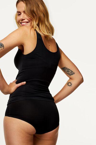 dameshemd zwart zwart - 1000002077 - HEMA