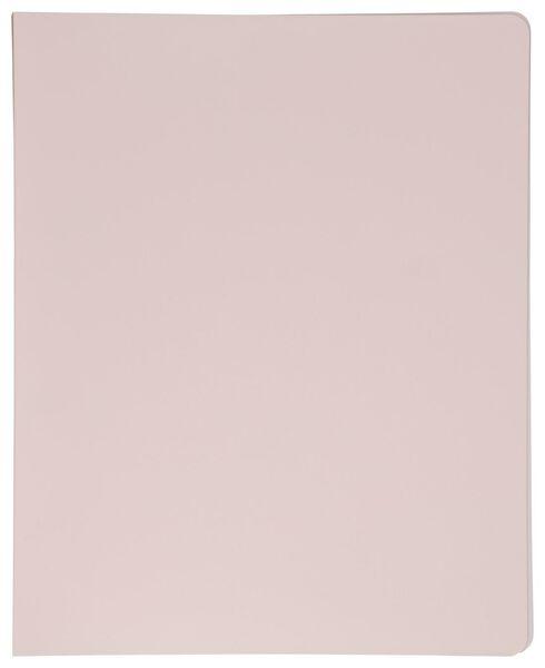 ringband 2-rings roze - 14890093 - HEMA