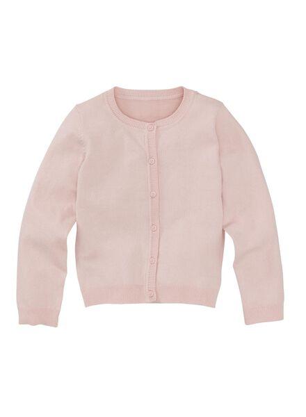 kindervest roze roze - 1000003002 - HEMA